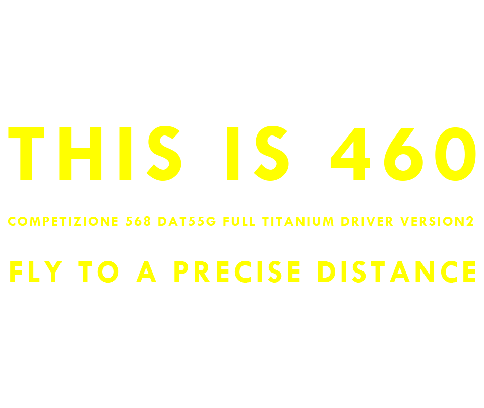 THIS IS 460 FLY TO A DISTANCE MORE